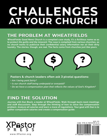 Smart Money for Church Salaries, David R Fletcher