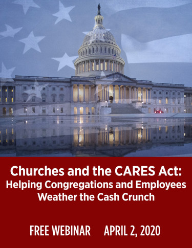 Churches and the CARES Act