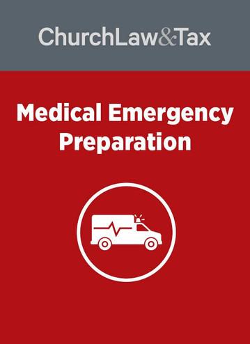 2020 Emergency Bundle - Medical Emergency Preparation