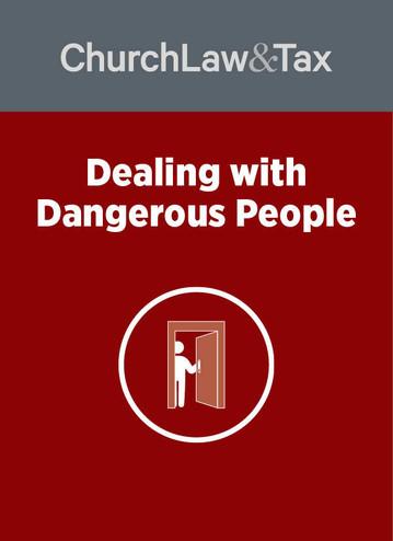2020 Emergency Bundle - Dealing with Dangerous People
