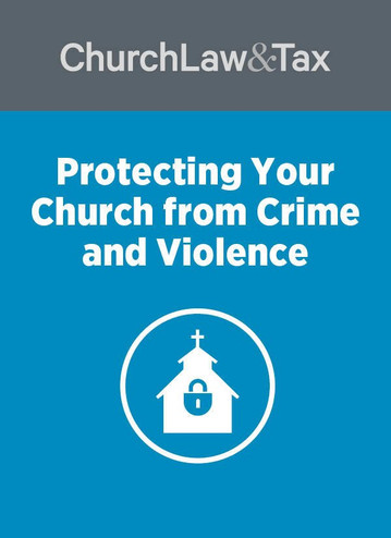 Emergency Bundle - Protecting Your Church from Crime and Violence
