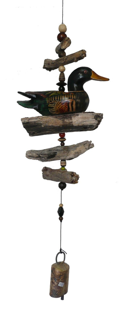 cohasset imports mallard bell wind chime marvin gardens store
