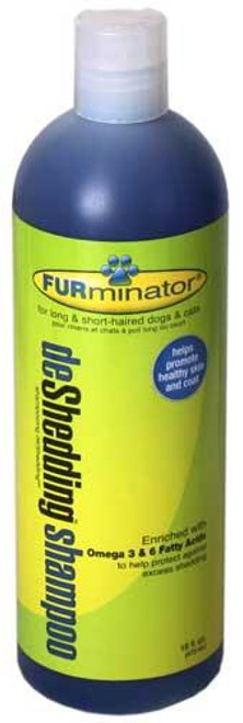 FURminator Anti-Shedding Deshedding Shampoo FUR00104