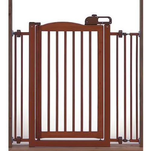 Richell One-Touch Pet Gate Autumn Matte R94118