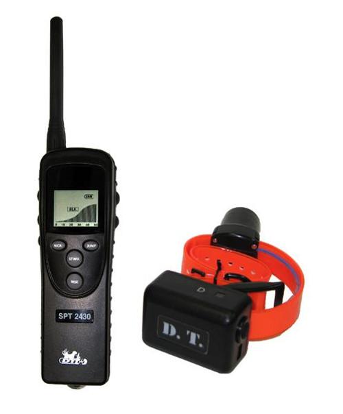 D.T. Systems Super Pro e-Lite 2 Dog 1.3 Mile Remote Trainer with Beeper SPT-2432