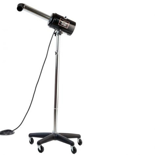 Metro Air Force TG-3V Top Gun Variable Speed Pet Dryer With Stand (TG-3V)