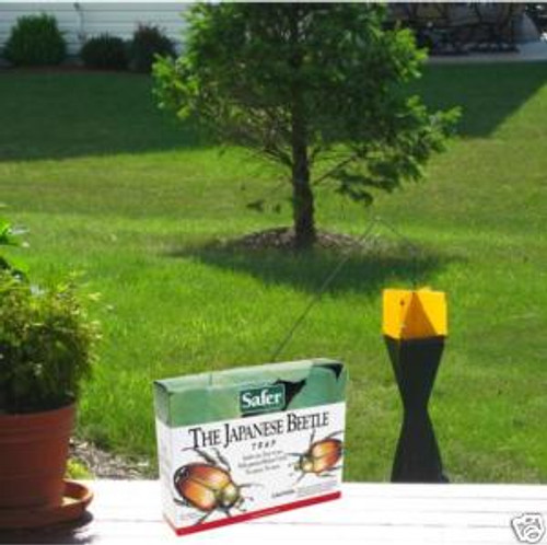 Safer Japanese Beetle Traps #1 Rated bY The U.S.D.A.