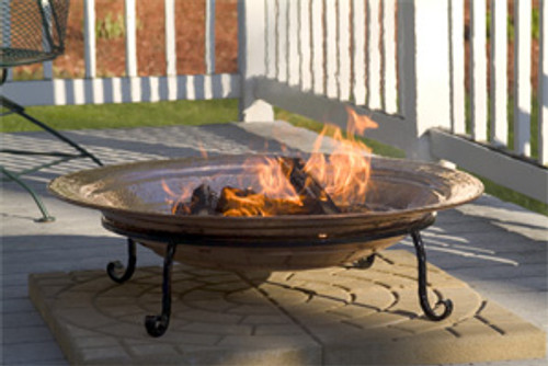 Copper Outdoor Fire Pit Good Directions