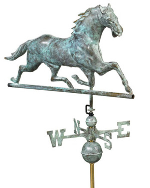 Full Size Horse  Weathervane