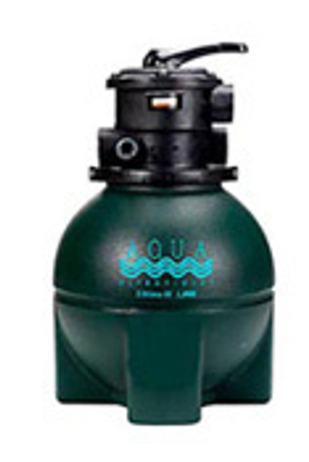 "Aqua Ultima II 1000 gal Cyclonic Bead Filter 1-1/2"" Top A50073"