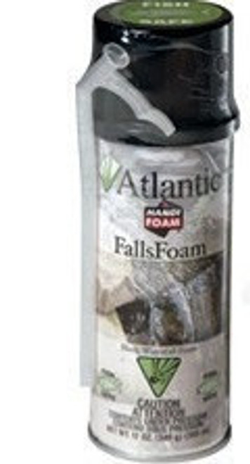 Atlantic Black Waterfall Foam 3 Pack