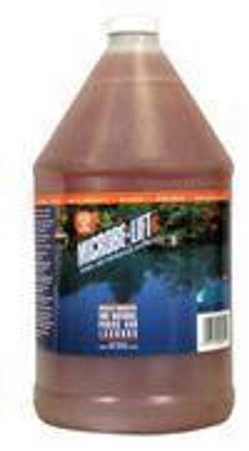 Microbe Lift HC High Concentrate Pond Bacteria 1 Gallon 10HCG4 High Count Bacteria