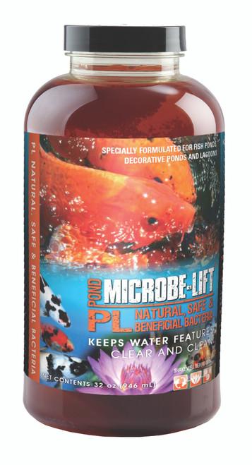 Microbe Lift PL Koi Pond Clarifier 32 oz.