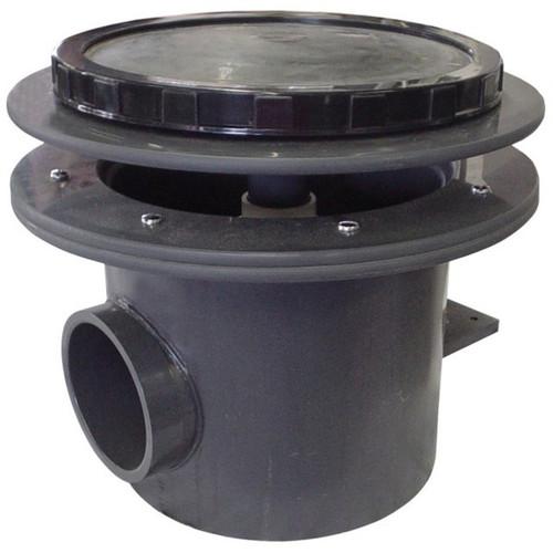 Aquadyne Rhino II Bottom Drain 4''w/ Air Diffuser RH2-A