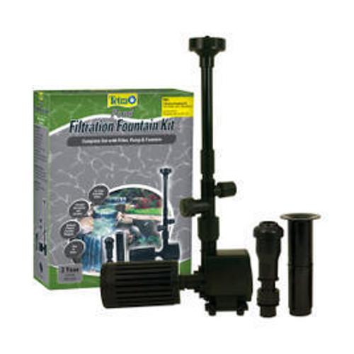 Tetra Pond Fountain Kit FK5 325 gph Pump & Filter 26593 PLUS $10.00 Mail In Rebate