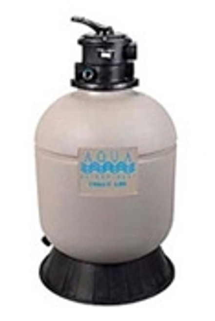 "Aqua Ultima II 10000 gal Cyclonic Bead Filter 2"" I/O A50001"