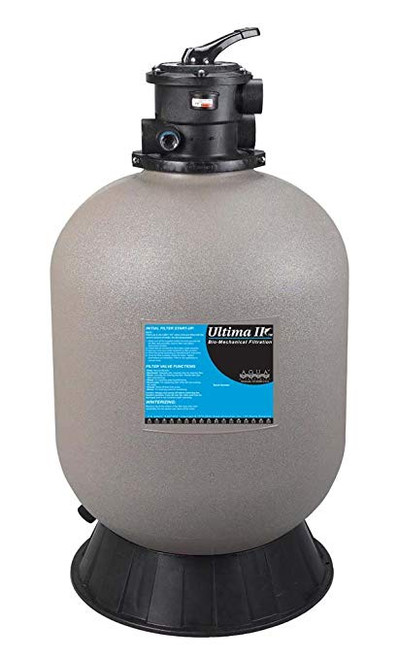 "Aqua Ultima II 6000 gal Cyclonic Bead Filter 2"" I/O A50007"