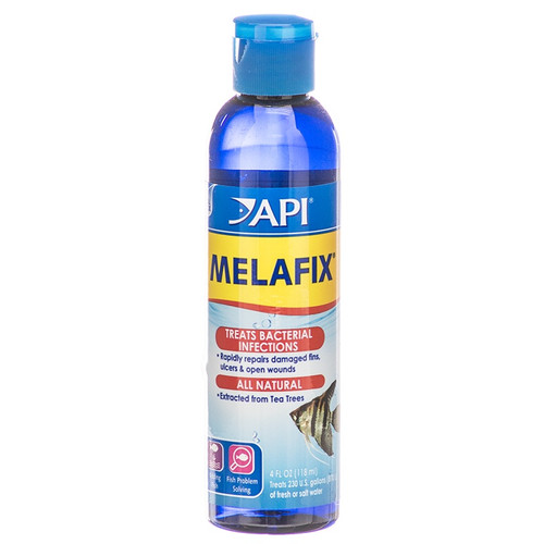 API Pond Care MelaFix 16 oz. Koi and Goldfish Antibacterial Remedy 176 B