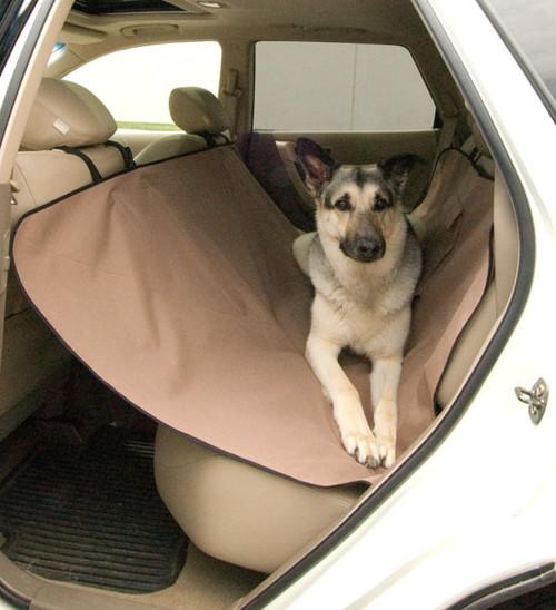K&H Manufacturing Car Seat Saver Tan KH7851