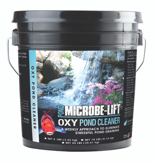 Microbe-Lift Oxy Pond Cleaner 8lb.