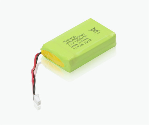 Dogtra 7.4V BP74T 1050mA Replacement Battery