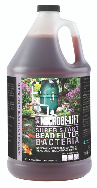 Microbe Lift Bead Filter Bacteria 1 gal.