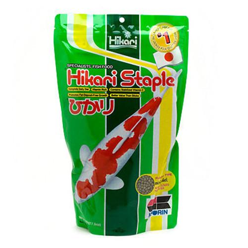 Hikari Staple 11 lb. Medium Pellet Koi Fish Food