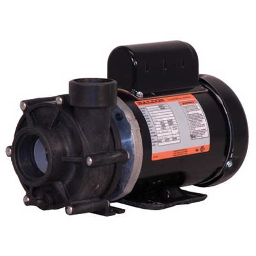Sequence ValuFlo External Pond Pump 6100 gph 6100VAF23 The ValuFlo 1000 Series is a medium pressure external pump with ample flow that's the perfect blend for most ponds. The motor is totally-enclosed, and fan-cooled for durability.