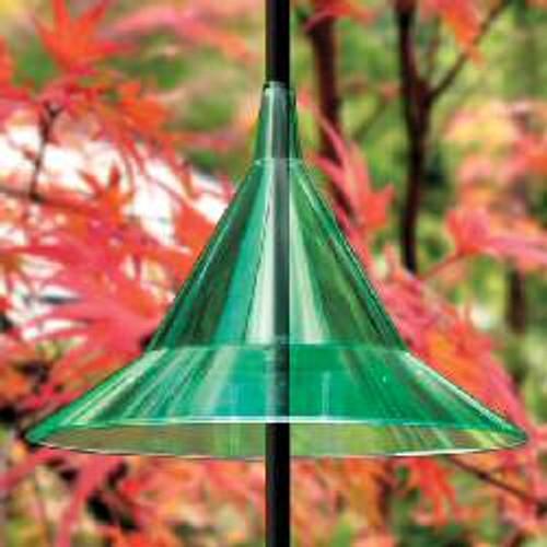 Sky Cafe Arundale Mandarin Hanging Baffle Green