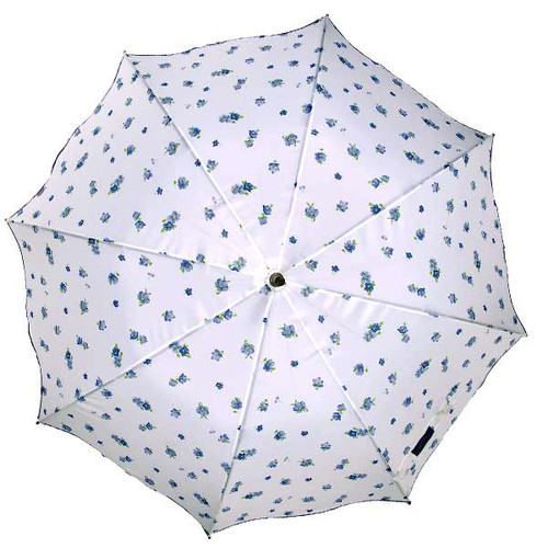 Laura Ashley Fun Umbrella Abbeville Sapphire