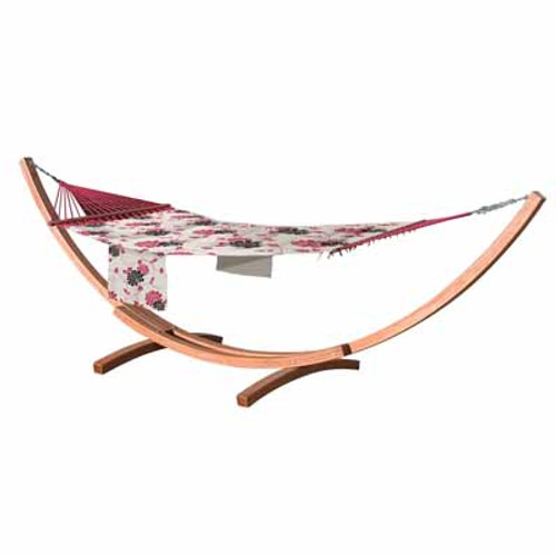 Laura Ashley Wooden Hammock Stand for Single Hammocks