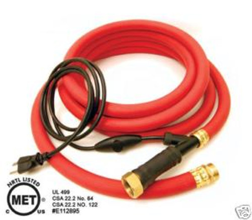 "K&H Thermo-Hose  Heated PVC Garden Hose 5/8 x 20""  K&H 5021"