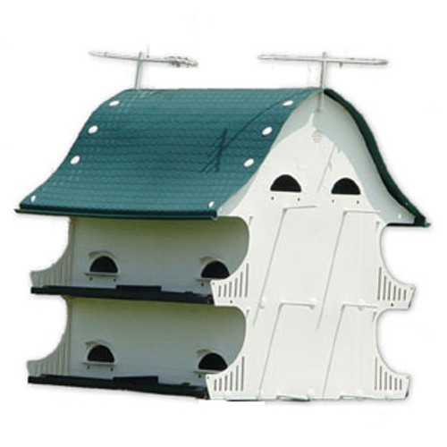 S&K Farm & Home 12 Purple Martin House FH12