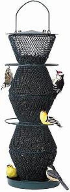 No No 5 Tier Bird Feeder Green No No 5 Tier Bird Feeder