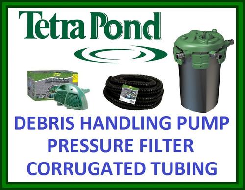 DHP4200 & BP4000 18W UV w/ Tubing