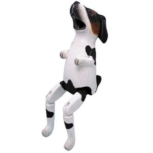 Bobbo Dog Howling Beagle Hinged Birdhouse BOBBO3880068