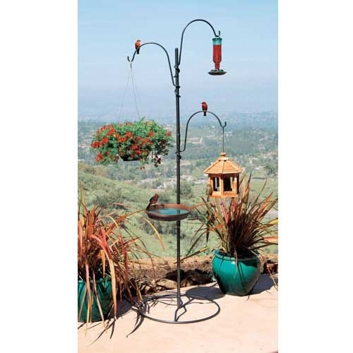 Lewis Tool Yard Butler Yard Tree Bird Center Bird Feeder Pole