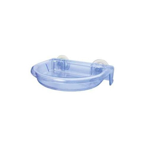 Droll Yankees Tweet Spot Dish w/out Drainage Holes Blue
