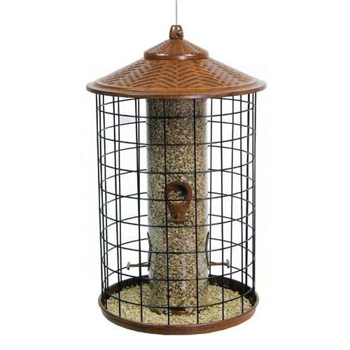 Hiatt Manufacturing Grande Squirrel Proof Bird Feeder