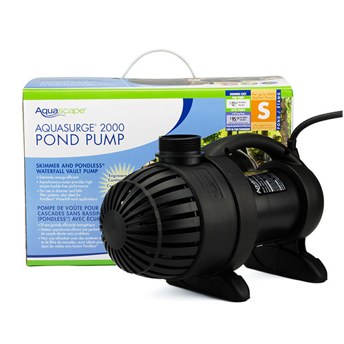 Aquascape 91017 AquaSurge 2000 Pond Pump (91017)