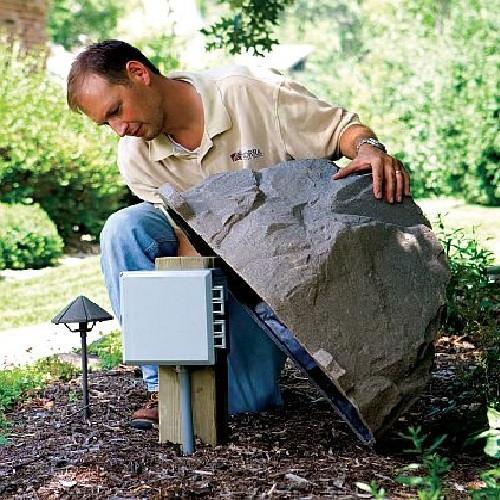 """DekoRRa Artificial Rock Model 109 (4 Colors Available) 30""""x23""""x18"""""""