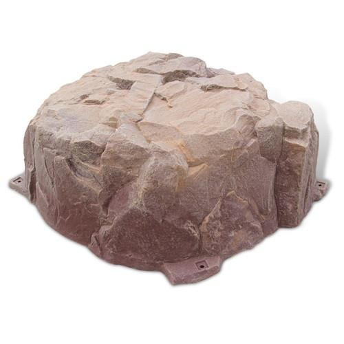 """DekoRRa Artificial Rock Model 111 (4 Colors Available) 34""""x32""""x15"""""""