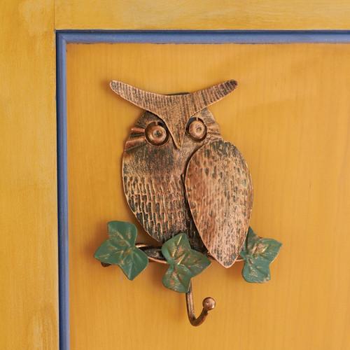 Ancient Graffiti Owl Hook Single