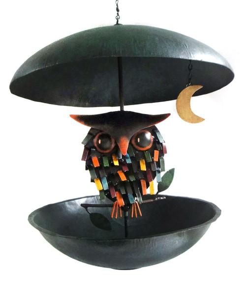 Blue Handworks Spiky Owl Bistro