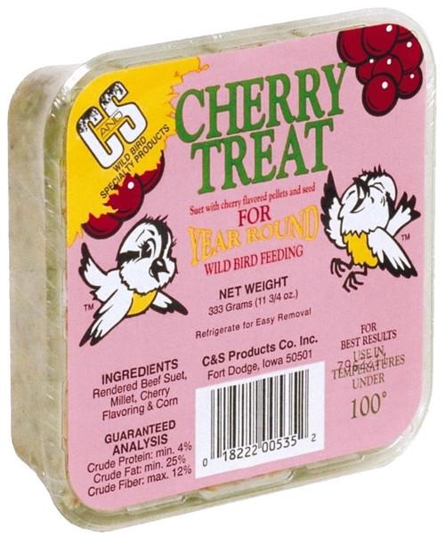C&S Products 11.75 oz. Cherry Treat