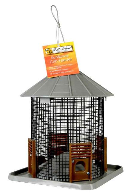 Hiatt Manufacturing Sunflower Crib Feeder