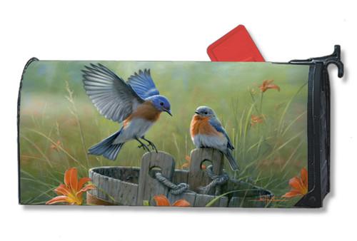 Magnet Works Bluebird Landing MailWrap
