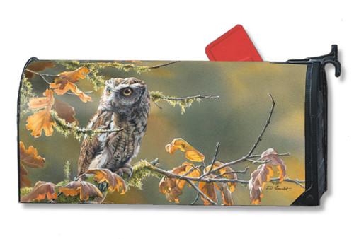 Magnet Works Autumn Owl Mailwrap