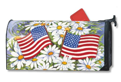 Magnet Works American Daisies MailWrap