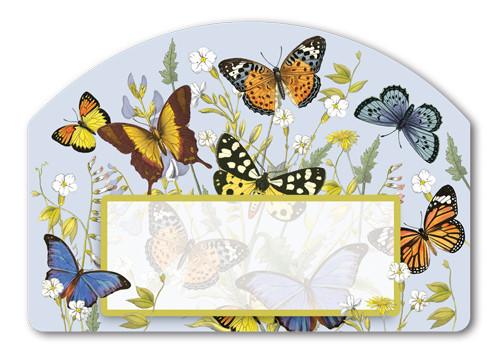 Magnet Works Butterflies Yard DeSign